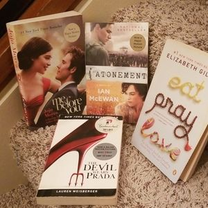 Other - 4 paperback Love Story Books